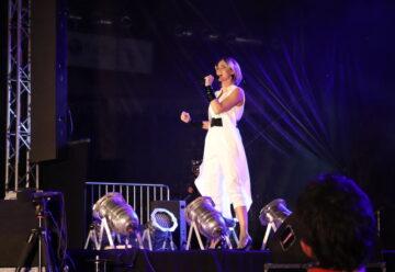 """Madeline Willers verzaubert das Publikum bei """"Lieder ohne Grenzen"""""""