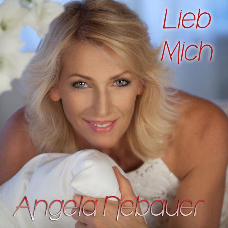 """""""Lieb mich"""" – Angela Nebauer in ihrer neuen Single!"""