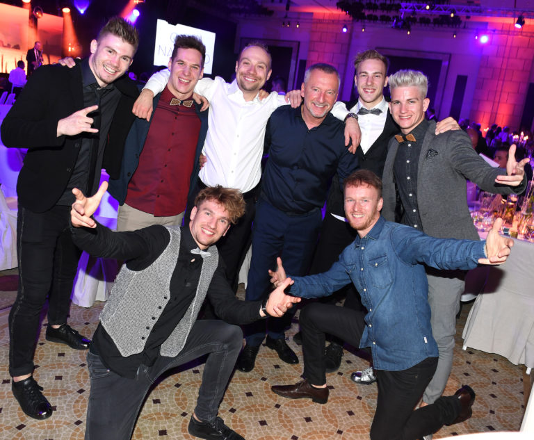 Showauftritt der Breakdance-Weltmeister erbringt 50.000 Euro