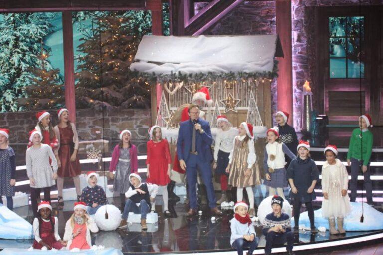 Wolfgang Lippert: Seine Mama ist das Weihnachts-Highlight!