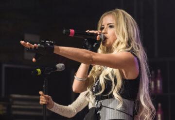 Erfolgreichster weiblicher Neuzugang der Albumcharts – Mia Julia