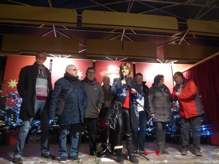 Sabrina Stern feiert Weihnachten mit ihren Fans