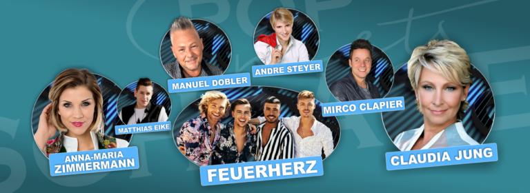 """Schlager.de verlost Tickets für """"Pop meets Schlager"""""""