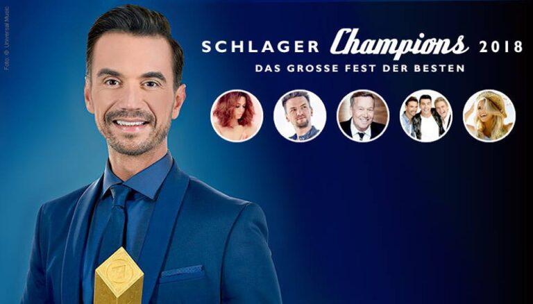 """Der Schlagersampler des Jahres – """"Schlager Champions"""""""