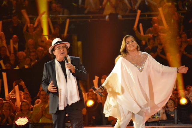 Al Bano & Romina Power: Emotionaler Abschied bei Carmen Nebel