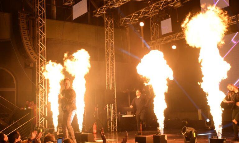 Jörg Bausch – Spektuläre Feuershow