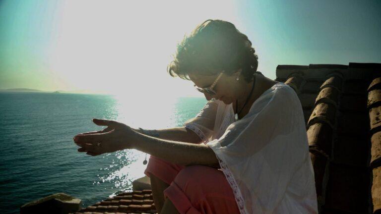 Monika Martin in voller Vorfreude auf neues Album