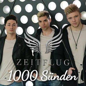 Cover 1000 Sünden von Zeitflug