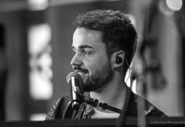 Jonathan Zelter geht mit neuen Songs auf musikalische Reise