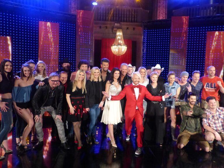Ross Antony-Show: Schlager-Urgesteine treffen auf Newcomer