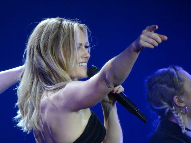 Helene Fischer setzt nach Krankheit ihre Tournee in Wien fort