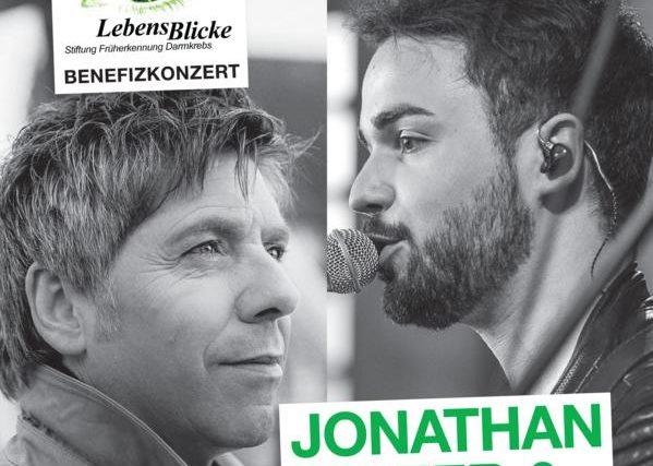 Christian Lais & Jonathan Zelter geben Benefizkonzert für Stiftung LebensBlicke