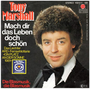 Tony Marshall in jungen Jahren