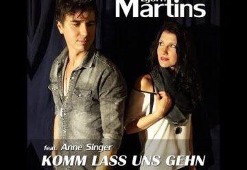 Komm lass uns gehn – Björn Martins