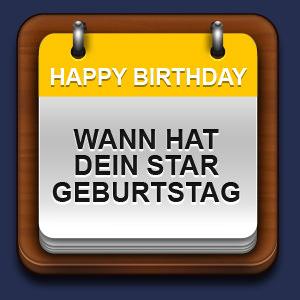 Schlager-Geburtstage