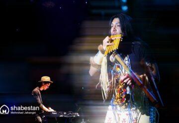 Leo Rojas wird im Iran zum Volksstar!