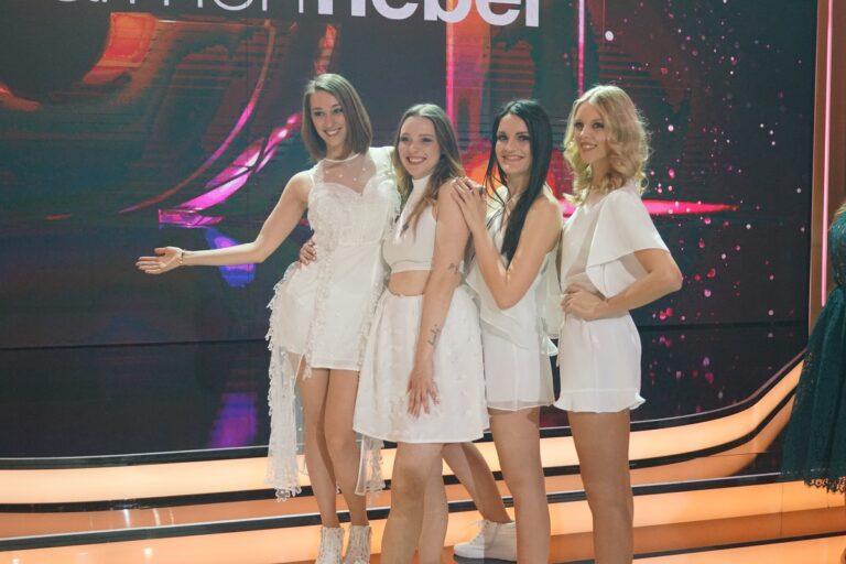 Kristina Bach präsentiert neue Girlgroup Lichtblick