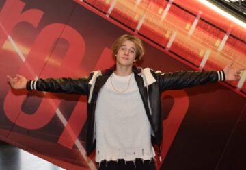 Matteo Markus Bok als Support Act auf Tournee