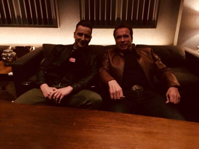 """Andreas Gabalier & Arnold Schwarzenegger – """"Pump it Up"""" wird erster Song des Duos"""