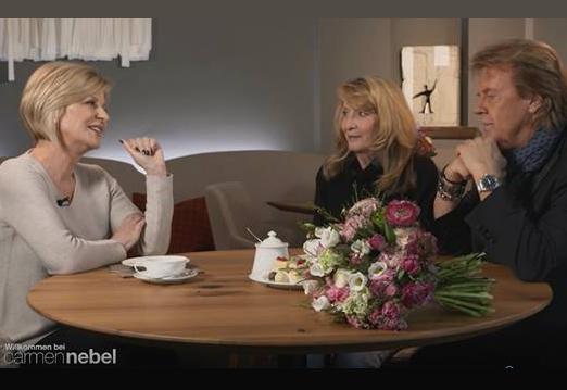 Howard Carpendale und seine Donnice im exklusiven Interview