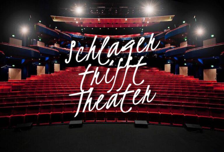 """""""Schlager trifft Theater"""" – DIE neue, exklusive Live-Show in besonderer Theateratmosphäre"""