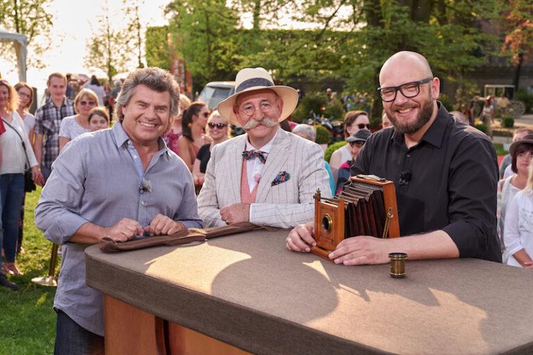 Bares für Rares: Andy Borg zu Gast in beliebter TV-Show
