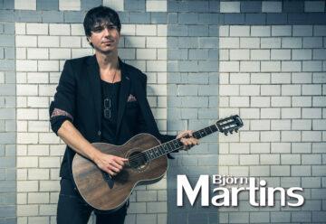 Grandioses Debüt-Album von Björn Martins