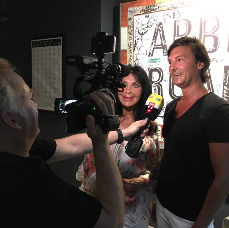 Dunja Rajter plant Comeback mit Silvio D'Anza