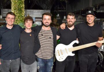 Jonathan Zelter begeistert mit Band in Köln