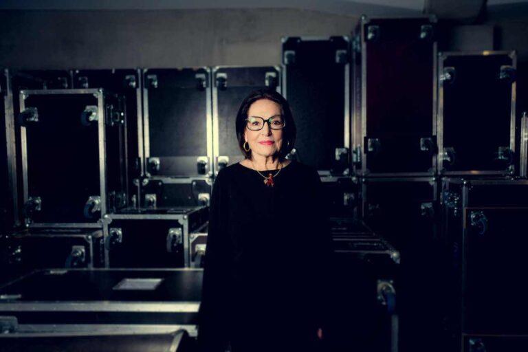 Nana Mouskouri sucht ihresgleichen in Bremen