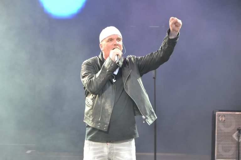 DJ Ötzi: Er rennt um's Leben!