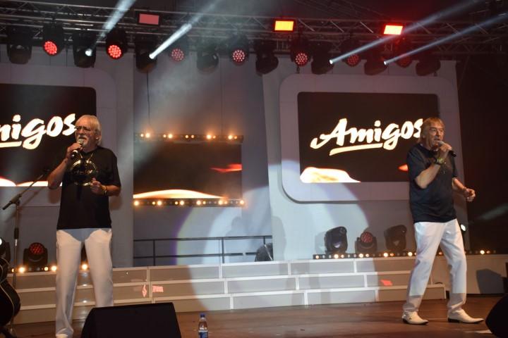 Platz 1! Triple-Sieg für die Amigos