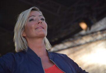 Tanja Lasch begeistert in ARD