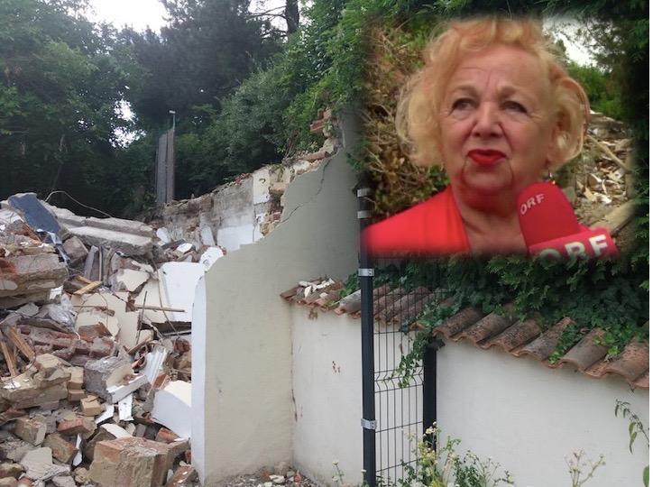 Nach Abriss der Alexander-Villa: Jetzt spricht seine Haushälterin!
