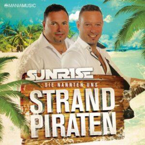 Strandpiraten (Cover)