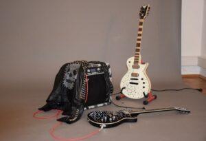 Jenice - Die E-Gitarre