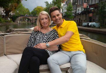 Eloy de Jong: Er konnte nicht dabei sein, als sein Vater starb!