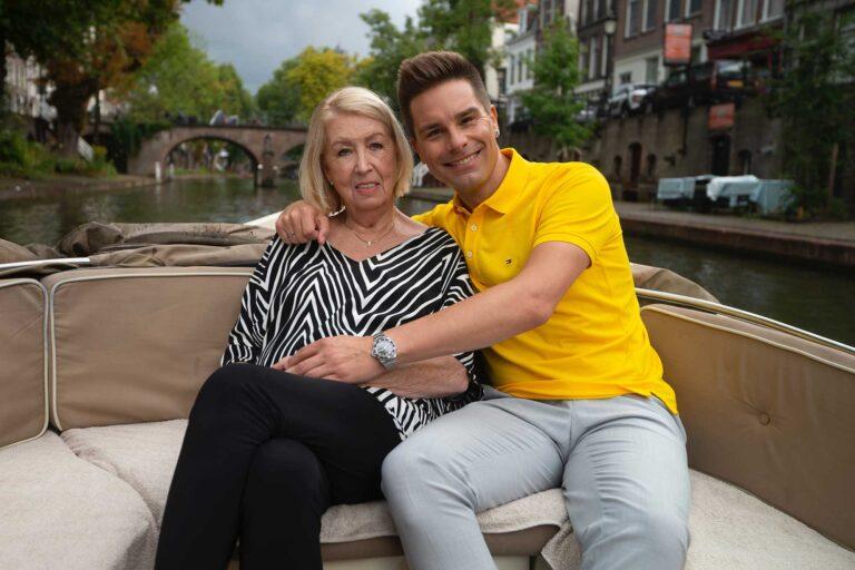 "Eloy de Jong: ""Mama schenkte mir die Liebe, die mein Vater mir nie gab!"""
