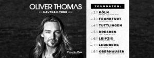 Oliver Thomas Die Hautnah Tour 2019