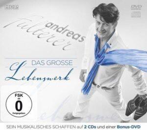 Andreas Fulterer Cover Das große Lebenswerk