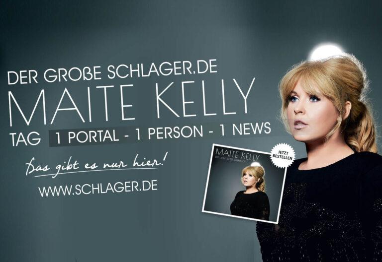 """Exklusiv – Der """"Maite Kelly-Tag"""" auf Schlager.de"""