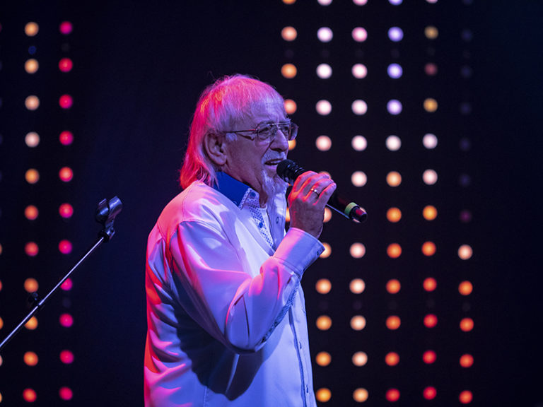 Karl-Heinz von den Amigos wird 70!