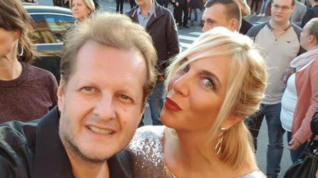 Daniela Büchner: Zusammenbruch bei Trauerfeier