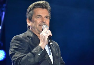 "Thomas Anders singt ""Wonderful Dream"""