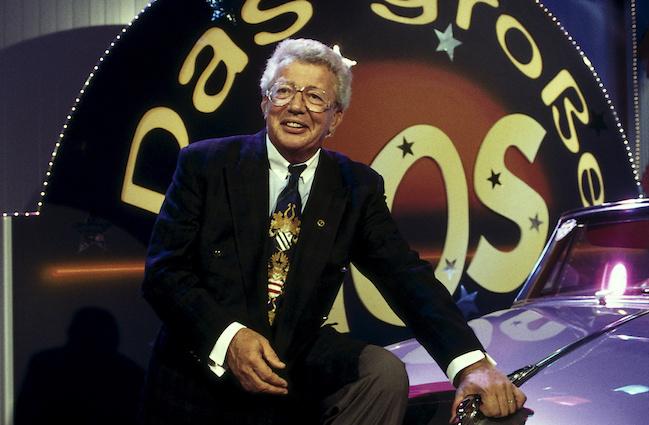 Heute wäre Dieter Thomas Heck 81 Jahre alt geworden