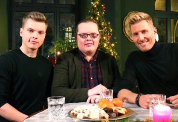 Fröhliche Weihnachten mit Maximilian Arland