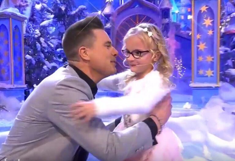 Gänsehautmoment – Eloy de Jong von Tochter in TV-Show überrascht