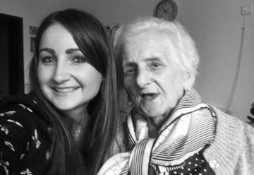 Eva Luginger: Trauer um ihre Großmutter