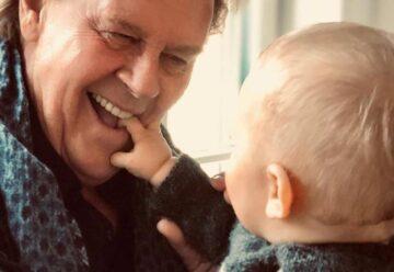 """Howard Carpendale: """"Für meinen Enkel bin ich Baba"""""""