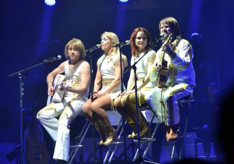 ABBA-Feeling begeisterte die Oberpfalz